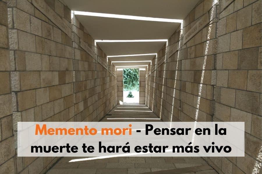 Memento mori – Pensar en la muerte te hará estar más vivo